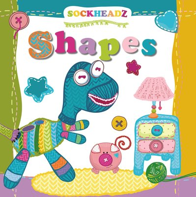 SHAPES LARGE BOARD BOOK