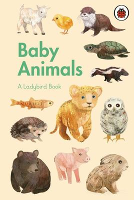 Baby Animals: A Ladybird Book