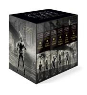 The Mortal Instruments Boxed Set