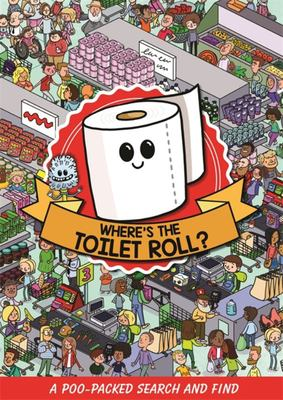 Where's the Toilet Roll? - A Poo Packed Search and Find