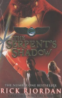 The Serpent's Shadow (#3 The Kane Chronicles)