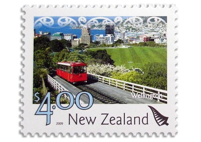 NZ Post $4.00 Stamp