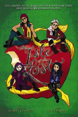 Isle of the Lost (Descendants Graphic Novel #1)