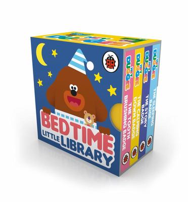 Hey Duggee Bedtime Little Library