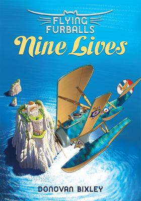 Nine Lives (Flying Furballs #9)