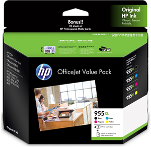 HP Office Jet Value Pack 955XL