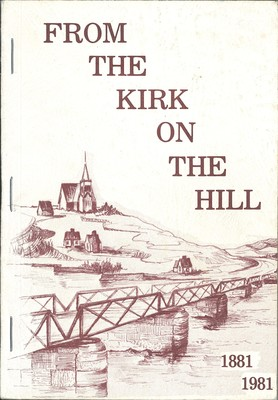 from the Kirk on the hill 1881 1981