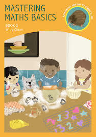 Mastering Maths Basics Book 2 Wipe Clean