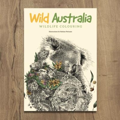 Large colouringbook a4australia 470x