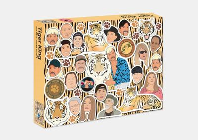 Tiger King 500pc Jigsaw Puzzle