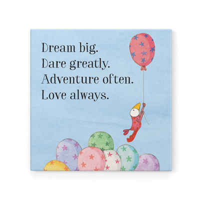 Magnet - Twigseeds Dream Big Dare Greatly