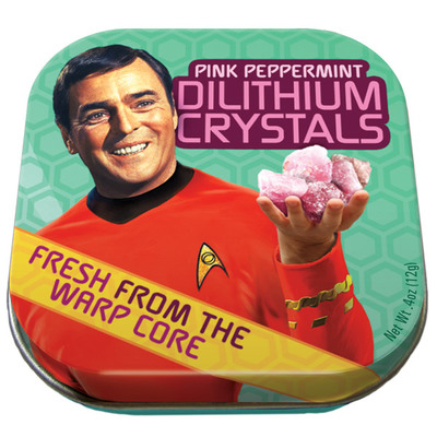 Mints - Dilithium Crystals