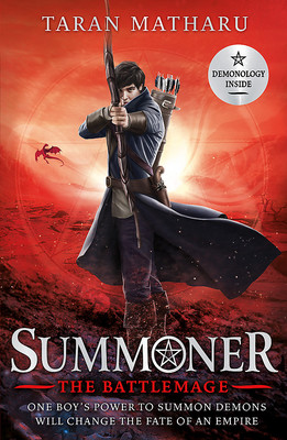 The Battlemage (Summoner #3)