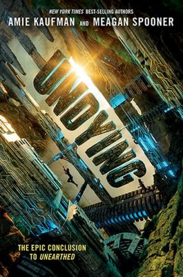 Undying (Unearthed #2)