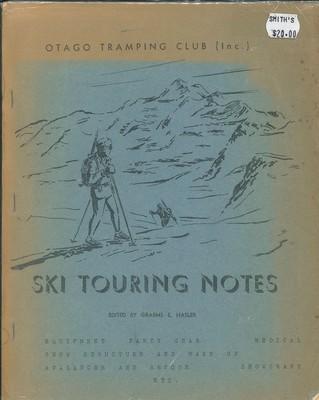 Ski Touring Notes