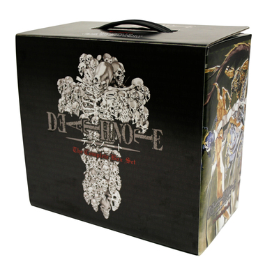 Death Note Box Set (Vols 1-13)