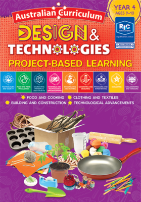 RIC-8479 Design and technologies – Year 4