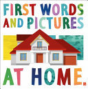 First Words & Pictures: At Home
