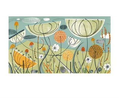 Card - Alliums and Fennel  AAAL1117