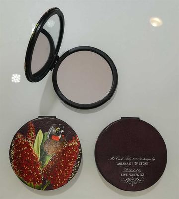 Cosmetic Mirror - Hebe & Butterfly