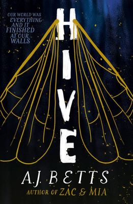 Hive (The Vault #1)