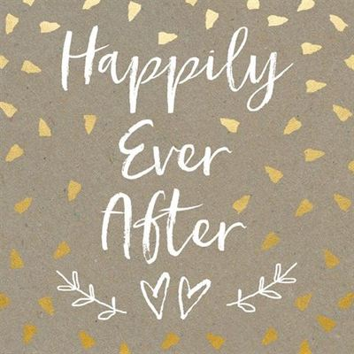 Card - Happily Ever after TPIA409