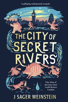The City of Secret Rivers (HB)