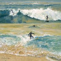 Homepage surfers on the crest