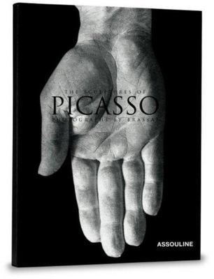 The Sculptures of Picasso - Photographys by Brassai