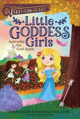 Aphrodite and the Gold Apple - Little Goddess Girls 3