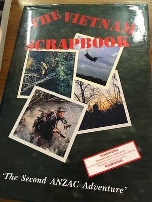 The Vietnam Scrapbook - The Second Anzac Adventure