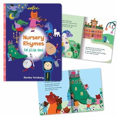 Nursery Rhymes for Little Ones (Board Book)