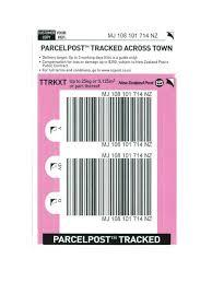 Parcel Tracked Across Town