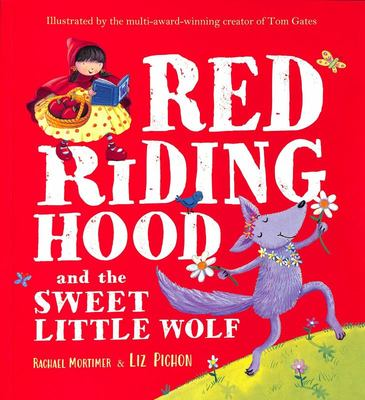 Red Riding Hood and the Sweet Little Wolf