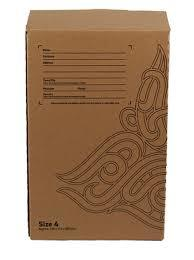 NZ Post Box Size 4 (318X216X507mm) Eco
