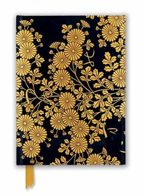 Uematsu Hobi: Box Decorated with Chrysanthemums (Foiled Journal)