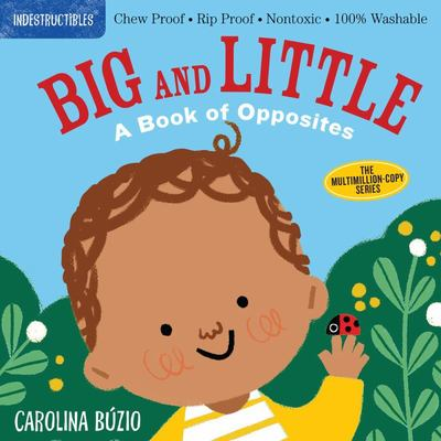 Big and Little - A Book of Opposites (Indestructibles)