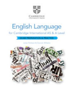 Cambridge International AS and A Level English Language Exam Preparation and Practice