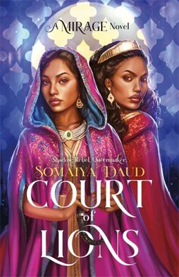 Court of Lions (Mirage Book 2)