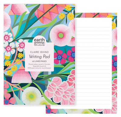 A5 Writing Pad Native Medley A5P - NM