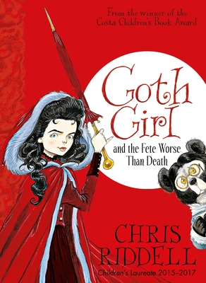 Goth Girl and the Fete Worse Than Death (#2 PB)