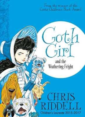 Goth Girl and the Wuthering Fright (#3 PB)
