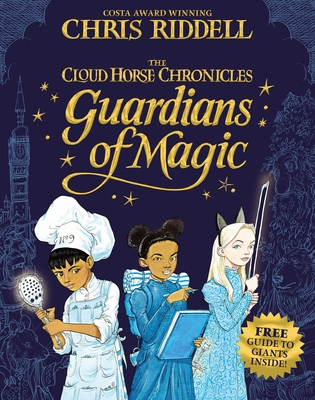 Guardians of Magic (#1 Cloud Horse Chronicles)