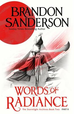 Words of Radiance Part Two (#2.2 Stormlight Archive)