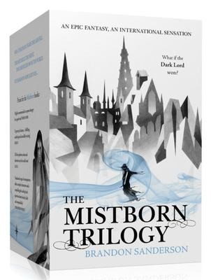 The Mistborn Trilogy Box Set (The Final Empire, The Well of Ascension, The Hero of Ages)