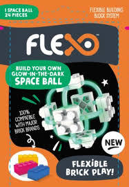Flexo Build and Play  Spaceball