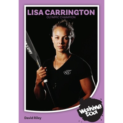Lisa Carrington Olympic Champion