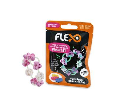 Flexo Build and Play bracelet