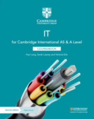 Cambridge International AS and a Level IT Coursebook with Digital Access (2 Years)