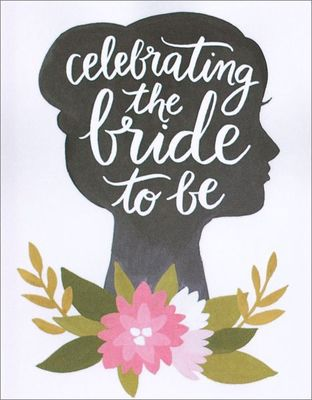 Card - Bride to Be C656